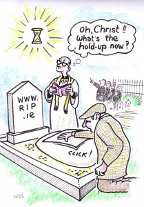 Modern day funeral services